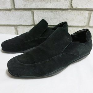 Harry's Of London Suede Loafers Shoes 41 E